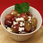 Grape and Feta Cheese Salad
