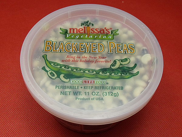 Melissa's Vegetarian Blackeyed Peas