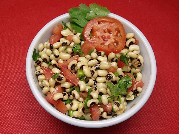 Vegetarian Black Eyed Pea Salad   Mama Likes To Cook
