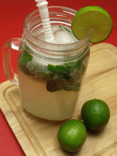Virgin Mojito Mocktail | Mama Likes To Cook
