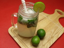 Virgin Mojito Mocktail