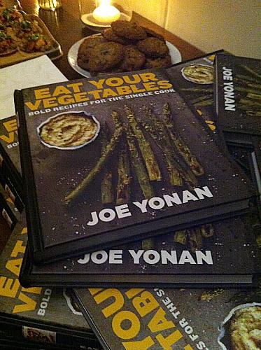 Joe Yonan's Eat Your Vegetables Cookbook Launch