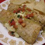 Enchiladas Made with Leftover Chicken