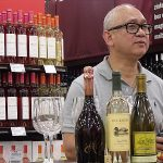Wine Tasting with BevMo Cellar Master, Wilfred Wong
