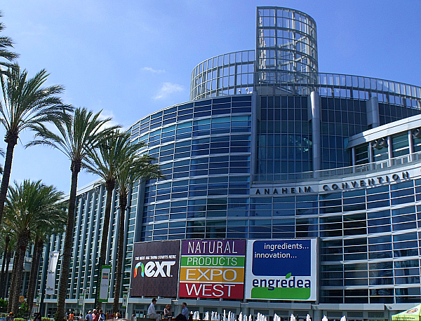 Anaheim Convention Center Natural Products Expo West