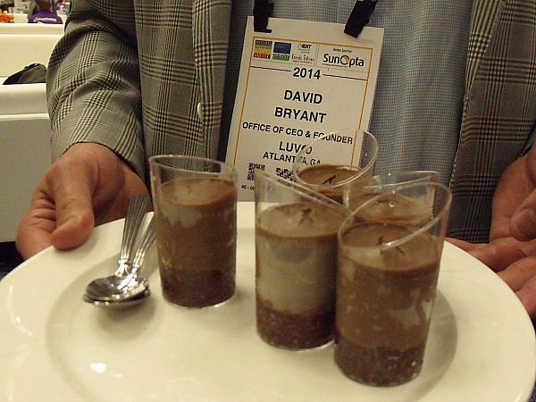Luvo Chocolate Budino