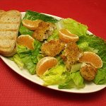Easy Seafood and Citrus Salad