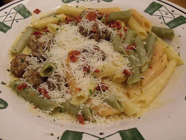 Olive Garden Italian Restaurant Orange California