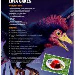 Volcano Lava Cakes
