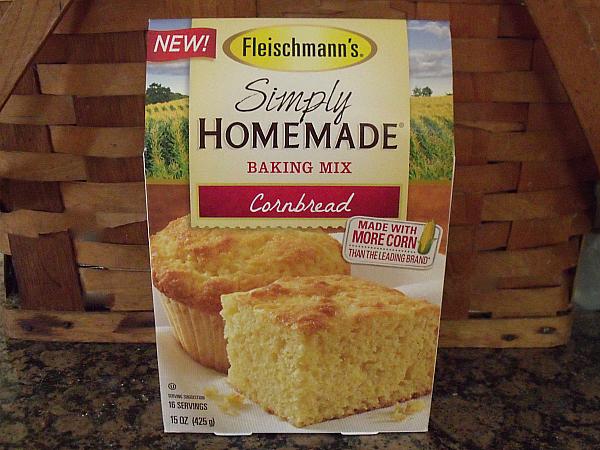 Fleischmann's Simply Homemade Cornbread