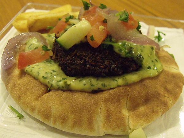 FIGat7th George's Greek Grill Falafel