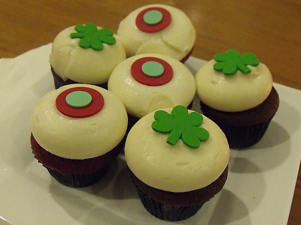 FIGat7th Sprinkles Cupcakes