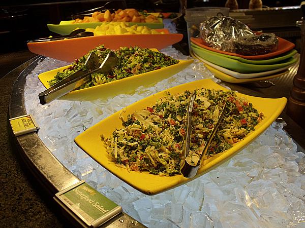 Sizzler Endless Salad Bar