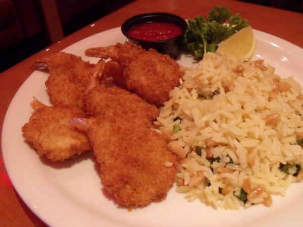 Dozen Jumbo Fried Shrimp