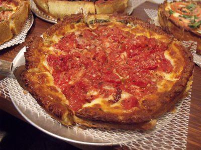 Rance's Chicago Pizza – Costa Mesa, California