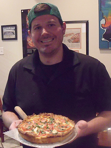 Rance of Rance's Chicago Pizza