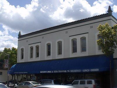 Watson Drug and Soda Fountain – Orange, California