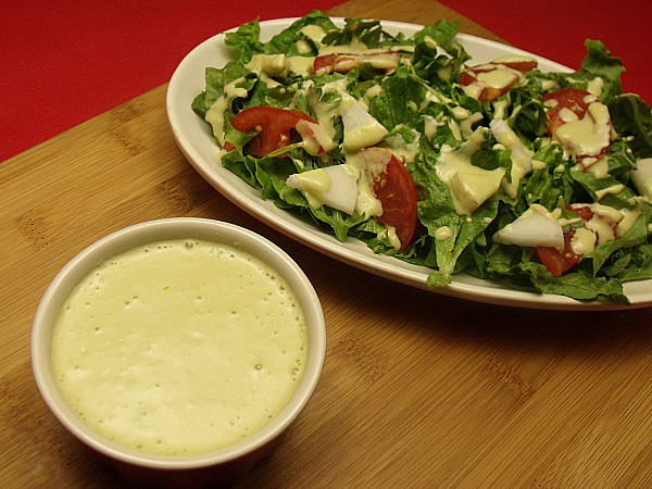 Easy Miso Salad Dressing