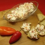 Sweet Pepper Cream Cheese Dip