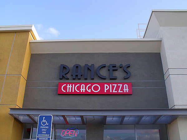 Rance's Chicago Pizza - Costa Mesa, California
