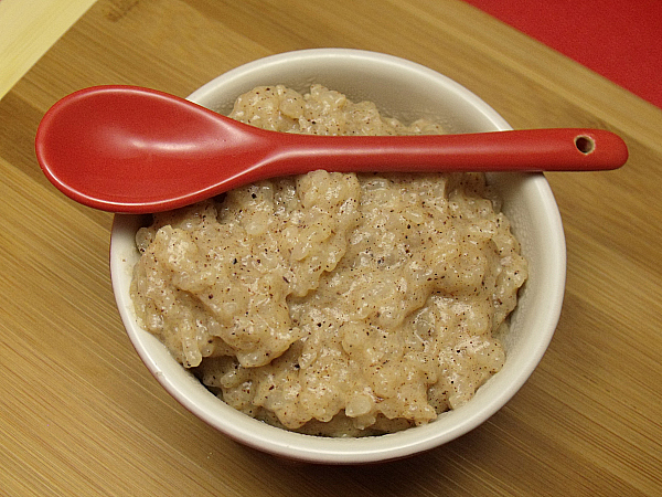 Easy Crock Pot Rice Pudding