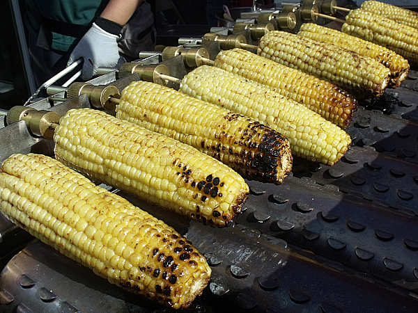 Japanese Corn on the Cob