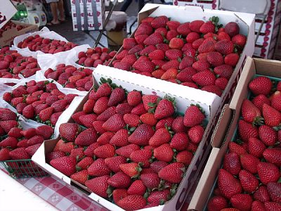 California Strawberry Festival – Oxnard, California