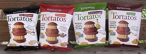 RW Garcia Gluten Free Tortatos
