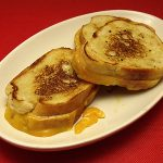 Black Truffle Grilled Cheese Sandwich
