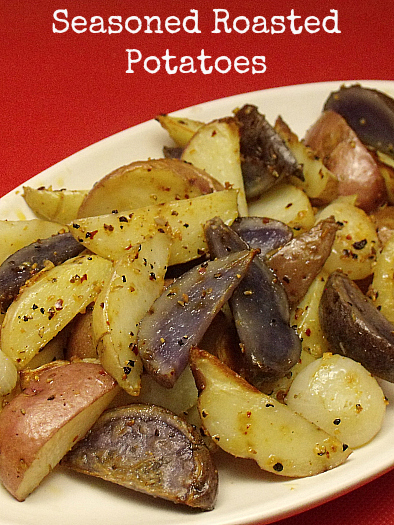 Seasoned Roasted Potatoes