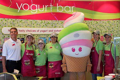 Menchie's Frozen Yogurt – Laguna Niguel, California