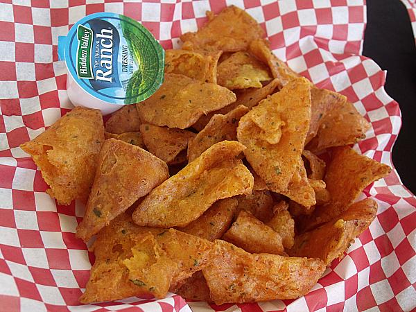 Chicken Charlie's Deep-Fried Doritos - OC Fair