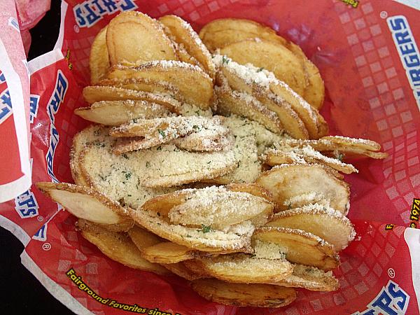 Tasti Chips Garlic Parmesan Shakers - OC Fair