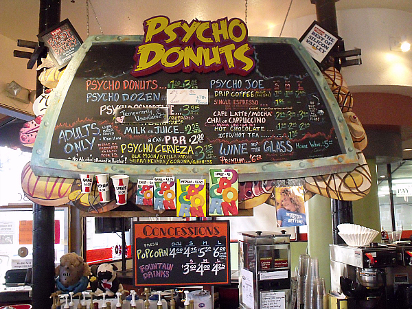 Psycho Donuts San Jose California Mama Likes To Cook