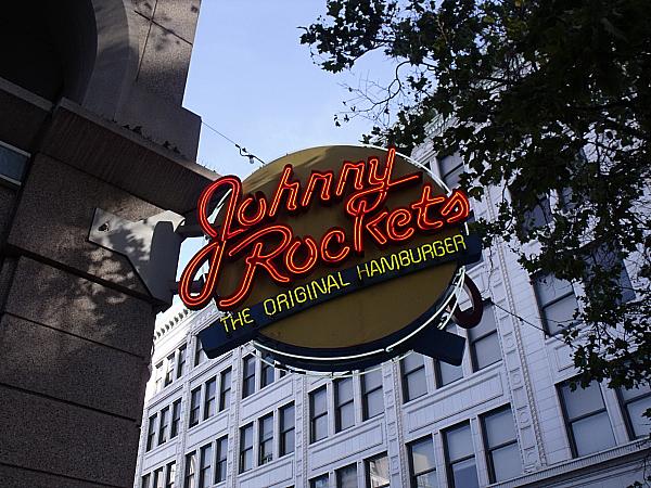 Johnny Rockets - San Jose, California