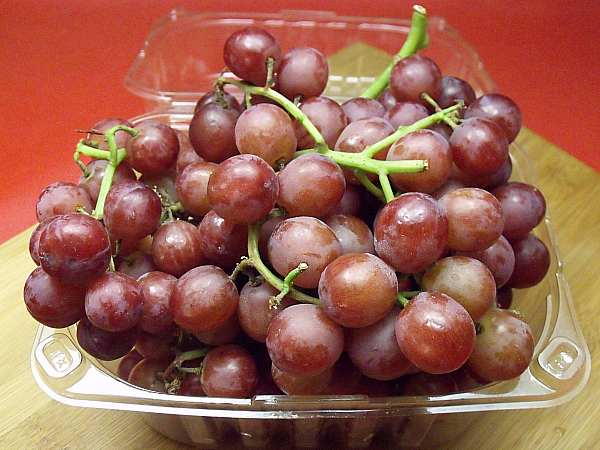 Red Muscato Grapes from Melissa's Produce