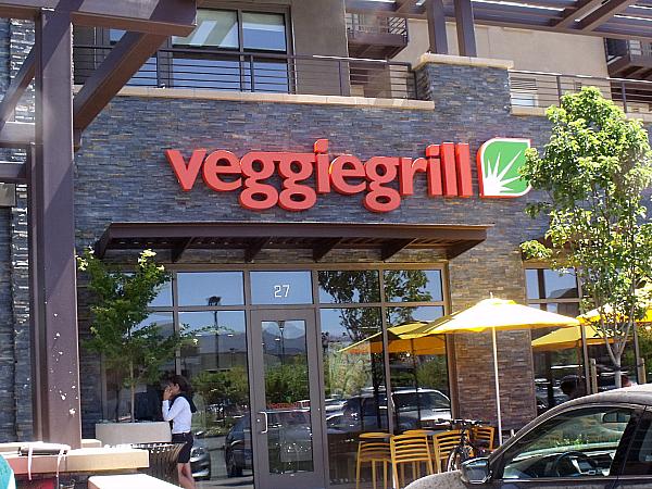 Veggie Grill - Mountain View, California