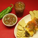 Peach Hatch Chile Pepper Jam