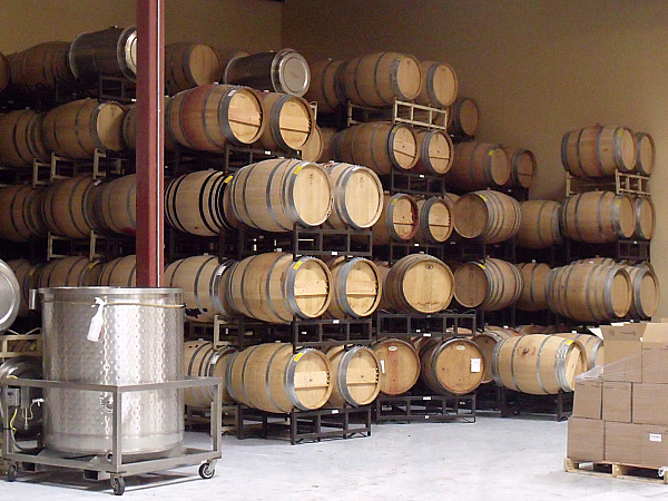 Adobe Road Winery - Petaluma, California