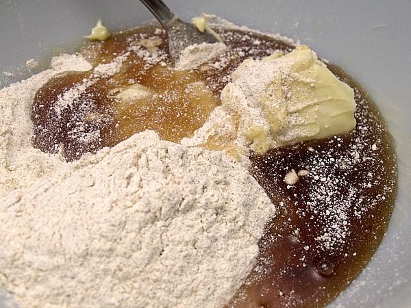 Agave Pancake Mix Cookies