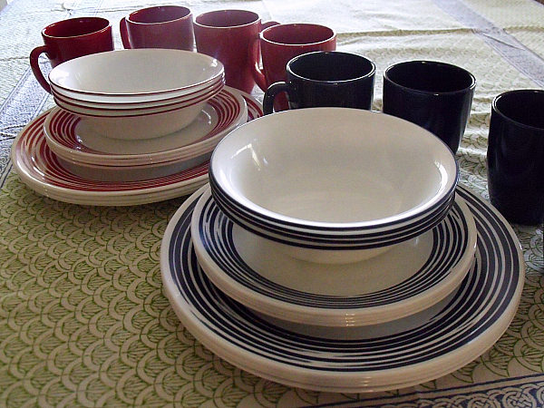 Corelle Boutique Brushed Dinnerware