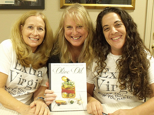 Olive Oil Cookbook Launch at Melissa's Produce