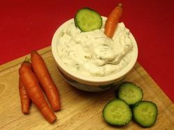 Cream Cheese and Yogurt Dill Dip