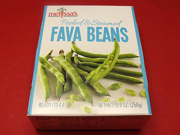 Melissa's Fava Beans