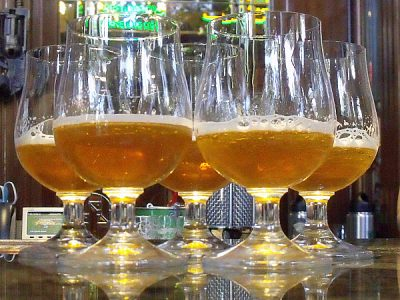 Sierra Nevada Brewery Tour – Chico, California