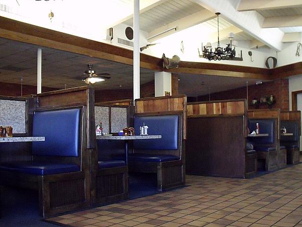 Ranch House Coffee Shop - Gorman, California