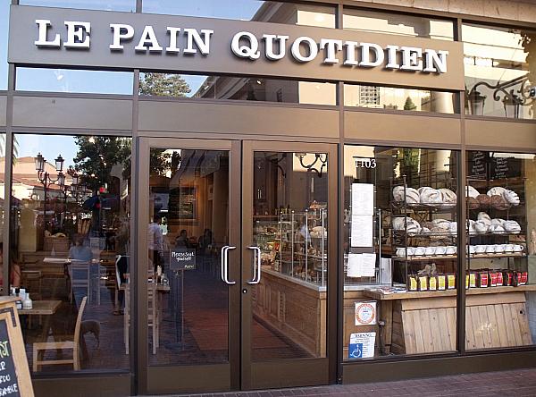 Le Pain Quotidien - Fashion Island - Newport Beach, California