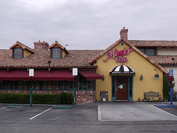 Mimi's Cafe - Tustin, California