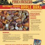 Disney Butternut Squash Apple Bake