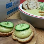 Lemon Dill Hummus Recipe